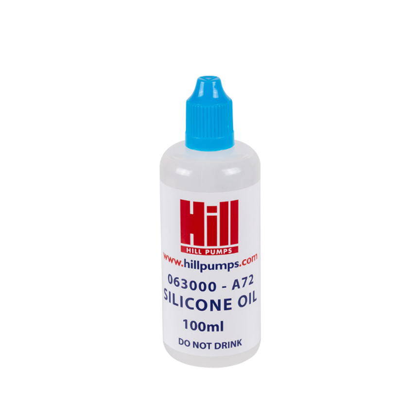 Hill Silicone Oil,100 ml Bottle