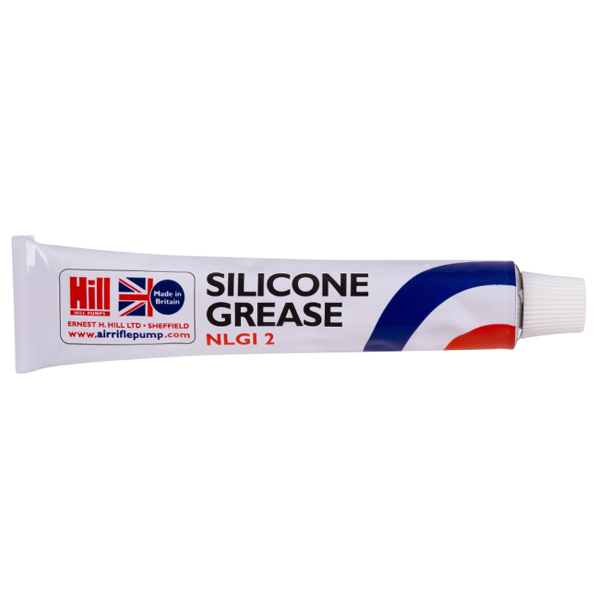 Hill Hand Pump NLGI 2 Silicone Grease, 15G Tube