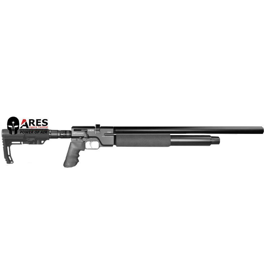 AEA HP Standard .25 Cal: Customized