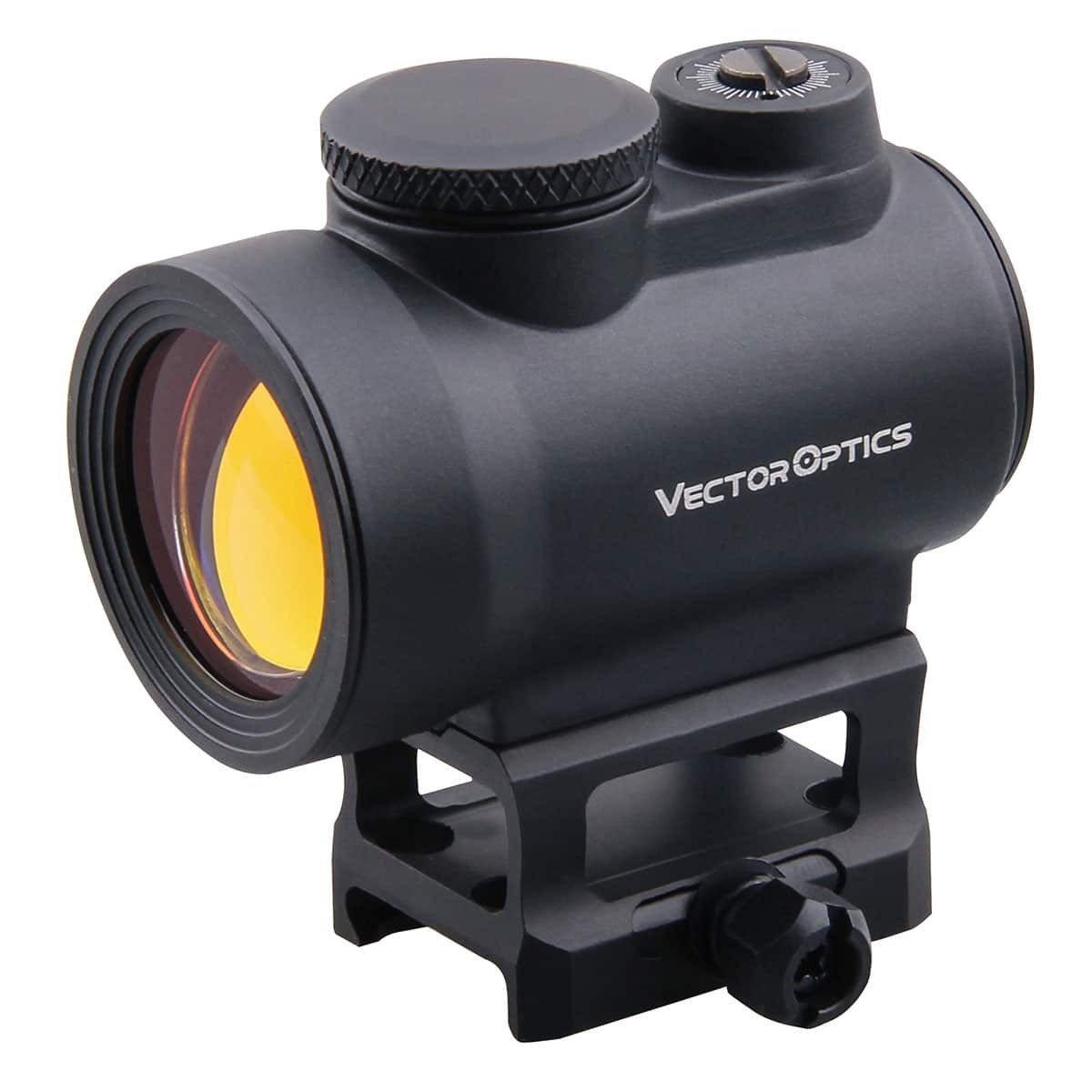 Vector Optics Centurion 1x30 Red Dot Sight: Not includes battery (SCRD-34)