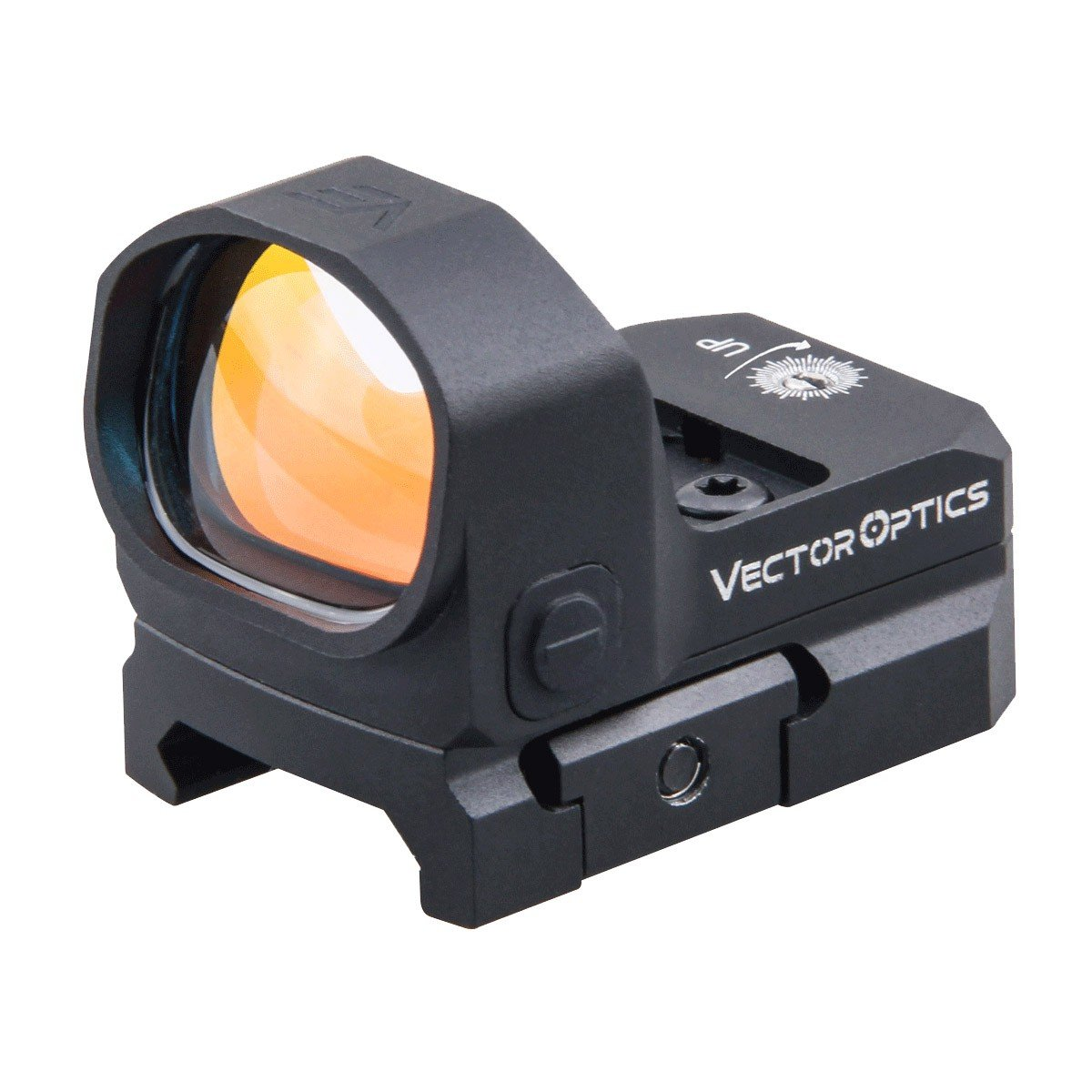 Vector Optics Frenzy ll 1x20x28 mm Red Dot Sight: Not includes battery(SCRD-35)