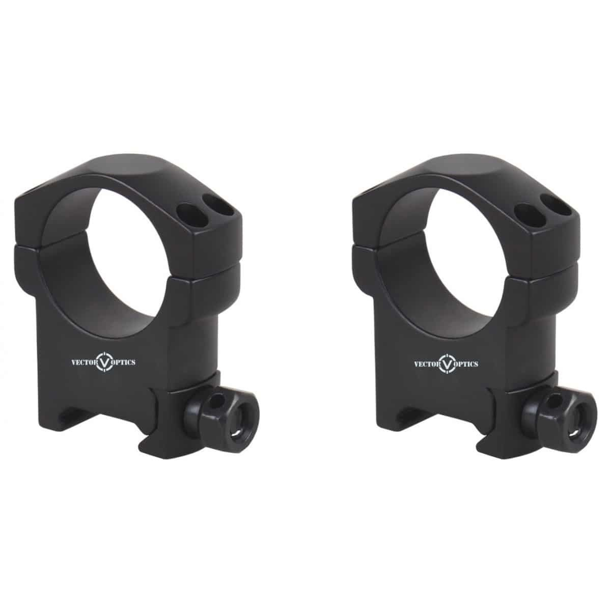 Vector Optics 30mm High Mark Weaver Mount Rings(SCTM-08)
